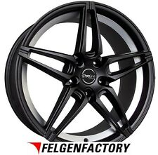 ProLine Wheels  PXN 7.50 x 17 Zoll ET 45 5x108 Black Matt (BM) Ford Mondeo Focus