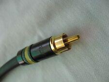 Canare LV-77S Pro 1M Digital Coaxial Cable de interconexión de audio