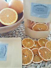 Dried Orange Wheels Dehydrated Australian Grown Citrus