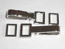 Gürtelschnalle Schließe Schnalle Trachten 1,9 cm altmessing NEU rostfrei #739.2#