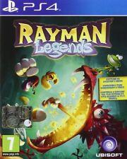 Ubisoft Rayman Legends per Ps4 Versione Italiana