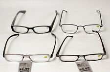 4 Cheetah Readers Fashion Reading Glasses +2.25 New With Tags Unisex
