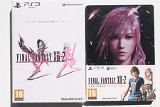 Final Fantasy XIII-2 Limited Collectors Edition PS3 UK PAL + Preorder Bonus Pack