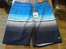 "Reef Men's Surfari's ""Emsea"" Boardshorts Blue size 30"
