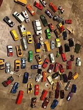 Matchbox Car Truck Lot Lot Mix Hotwheels Miasto + Other Die cast Most 00s