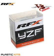RFX Series Plastics Fastener Kit  YAMAHA YZ125 03-17 YZ250 03-17