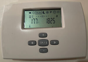 PolyPlumb / PolyPipe - original Programmable Room Thermostat - 2 Wire Operation