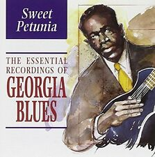 Georgia Blues(CD Album)Sweet Petunia-UK-IGOCD2045-Indigo