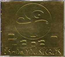 Pharao - I Show You Secrets (Gold Edition) - CDM - 1994 - Eurodance 4TR Kyra