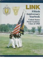 LINK: 50th Anniversary Yearbook U.S. Naval Academy Class of 1960
