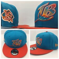 Exclusive Tampa Bay Rays New Era 9FiftySnapback