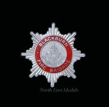 Blackburn Fire Brigade Cap Badge