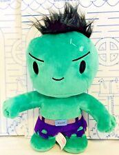 Universal Studios Baby Incredible Hulk Marvel Kids Green Stuffed Plush Toy Doll