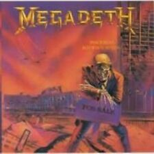 Peace Sells...But Who's Buying? [Bonus Tracks] [PA] [Remaster] by Megadeth (CD, Jul-2004, Capitol/EMI Records)