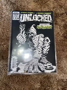 Unlocked Comic Book Denzel Curry Kenny Beats Flexidisc Vinyl IN HAND Ultimate