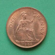 1964 PENNY ELISABETTA II UNC FIOR SNo10548