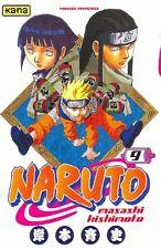 NARUTO tome 9 Kishimoto manga shonen