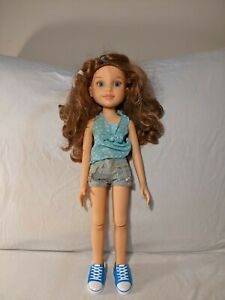 """RARE MGA BFC Ink Best Friends Club 18"""" Articulated Addison? Doll - Read"""