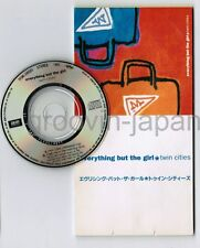 """Promo EVERYTHING BUT THE GIRL Twin Cities JAPAN 3"""" CD SINGLE TFDK-28501 Free S&H"""