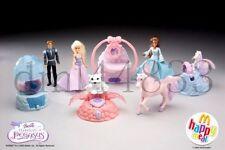 2005 McDonalds Barbie Pegasus MIP Complete Set - Lot of 8, Girls
