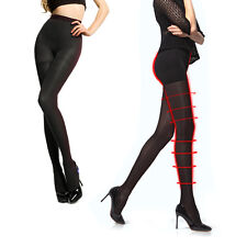 New Stockings Panties Pantyhose Compression Full Foot Tight Thin Slim Beauty Leg