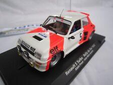 "RENAULT 5 TURBO  "" Rally de Var 1982 ""  FLY 1/32 -  2nd CAR SHIPS FREE"