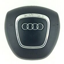 Genuine OEM Audi A4 B7 8H A3 8P drivers airbag for 4 spoke steering wheel.   14E