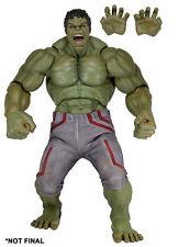 Neca Avengers Age of Ultron Actionfigur 1/4 Hulk 61 cm Figur, beweglich PVC