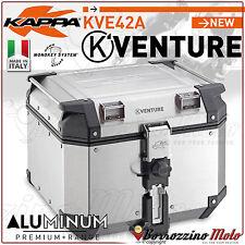 KAPPA K-VENTURE KVE42A TOP-CASE VALISE MOTO EN ALUMINIUM MONOKEY 42LT STYLE BMW