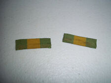 WWI WW1 US MEICAN BORDER SERVICE RIIBBONS FOR MEDAL BARS
