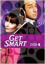 Get Smart: Season 4 [4 Discs] (2011, REGION 1 DVD New)