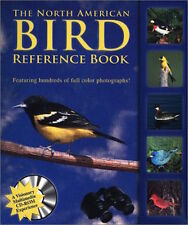 North American Bird Reference Book Multimedia Cd-Rom Lanius New Free Shipping