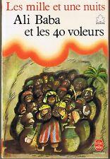 Ali Baba Et Les Quarante Voleurs  * roman jeunesse * conte des pays d'orient