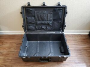 Pelican 1650 Protector Case with Lid Organizer