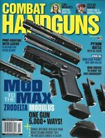 Athlons Combat Handguns  September / October 2020