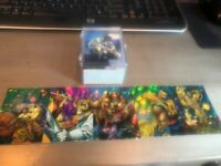 Wolverine From Then Til Now II by Comic Images 1992(Comp Base Set & # 2-6 Prism)
