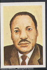 FKS 1978 Sticker - According To Guinness - No 251 - Martin Luther King