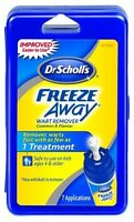 Dr. Scholl's Freeze Away Wart Remover- 7 treatments