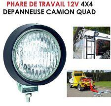 PHARE DE TRAVAIL 12V ORIENTABLE! SUPERBE QUALITE! XENON OK! CAMION DEPANNEUSE