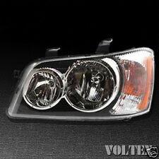 2001-2003 Toyota Highlander Headlight Lamp Clear lens Halogen Driver Left Side