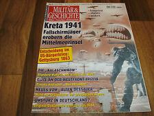 MILITÄR + GESCHICHTE 6 -- KALASCHNIKOW / KRETA 1941 / ELITE-EINHEIT STURMTRUPPEN