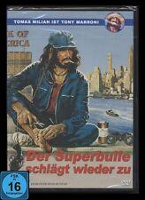 DVD DER SUPERBULLE SCHLÄGT WIEDER ZU  TONY MARRONI - TOMAS MILIAN+DAVID HEMMINGS