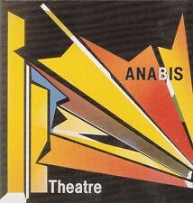 Anabis-Theatre (CD) progressive rock from Germany! private pressing