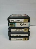country 8 track lot