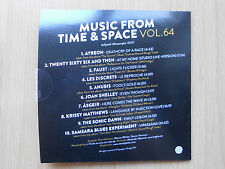 CD Sampler: Music From Time & Space Vol. 64 (05/ 2017)