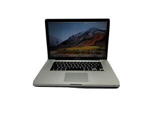 "Apple MacBook Pro Mid 2012 15"" A1286 Core i7 2.30GHz 8GB RAM 256GB SSD GREAT!#K1"