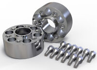 60MM 6X130 84.1MM HUBCENTRIC WHEEL SPACER KIT UK MADE MERCEDES SPRINTER 315 316