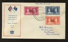 Used George VI (1936-1952) Cook Islands Stamps (Pre-1965)