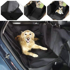 Waterproof Dog Pet Car Seat Cover Back Rear Universal Cat Van Bench Hammock BK