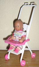 mini Baby Born  Puppe mit Zubehör ,(8)